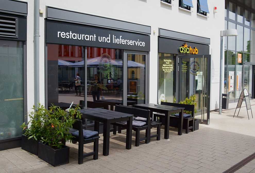 asia hub in blankense lieferservice und speisekarte asiahub aisatisches restaurant und. Black Bedroom Furniture Sets. Home Design Ideas
